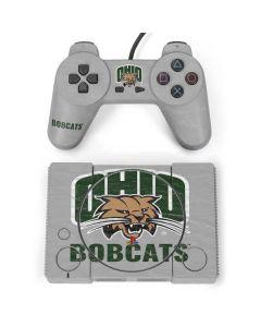 Ohio University Bobcats PlayStation Classic Bundle Skin
