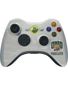 Ohio University Bobcats Xbox 360 Wireless Controller Skin