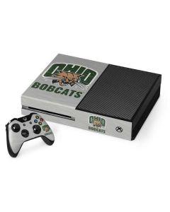 Ohio University Bobcats Xbox One Console and Controller Bundle Skin