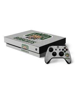 Ohio University Bobcats Xbox One X Bundle Skin