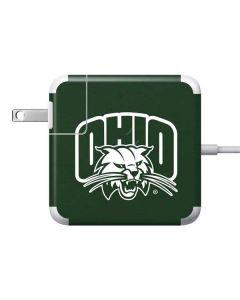 Ohio University Outline Apple Charger Skin