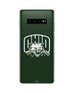 Ohio University Outline Galaxy S10 Plus Skin