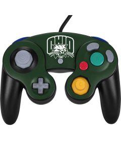 Ohio University Outline Nintendo GameCube Controller Skin