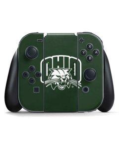 Ohio University Outline Nintendo Switch Joy Con Controller Skin