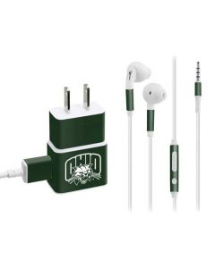 Ohio University Outline Phone Charger Skin