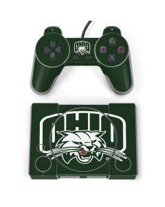 Ohio University Outline PlayStation Classic Bundle Skin