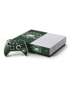 Ohio University Outline Xbox One S Console and Controller Bundle Skin