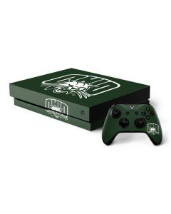 Ohio University Outline Xbox One X Bundle Skin