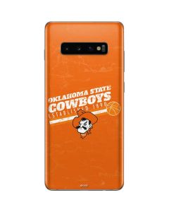 OK State Cowboys Est 1890 Galaxy S10 Plus Skin