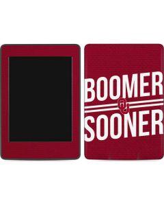 Oklahoma Boomer Sooner Amazon Kindle Skin