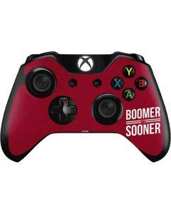 Oklahoma Boomer Sooner Xbox One Controller Skin