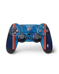 Oklahoma City Thunder Blue Jersey PS4 Pro/Slim Controller Skin