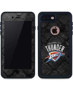 Oklahoma City Thunder Dark Rust iPhone 7 Plus Waterproof Case