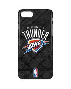 Oklahoma City Thunder Dark Rust iPhone 8 Lite Case