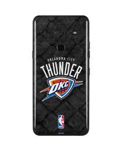 Oklahoma City Thunder Dark Rust LG G8 ThinQ Skin
