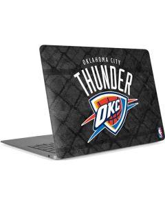 Oklahoma City Thunder Dark Rust Apple MacBook Air Skin