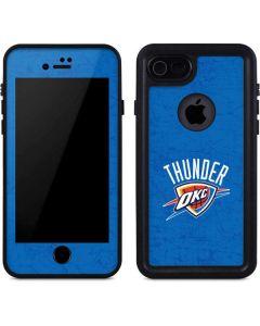 Oklahoma City Thunder Primary Logo iPhone 8 Waterproof Case