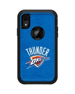 Oklahoma City Thunder Primary Logo Otterbox Defender iPhone Skin
