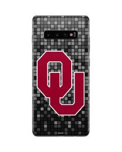 Oklahoma Sooners Digi Galaxy S10 Plus Skin