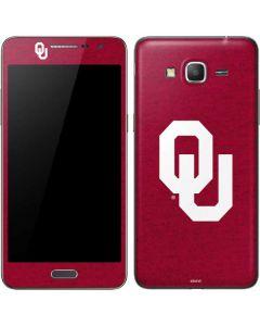 Oklahoma Sooners Red Galaxy Grand Prime Skin