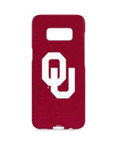 Oklahoma Sooners Red Galaxy S8 Plus Lite Case