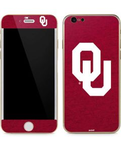 Oklahoma Sooners Red iPhone 6/6s Skin