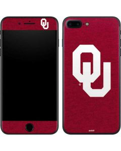 Oklahoma Sooners Red iPhone 7 Plus Skin