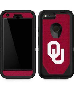 Oklahoma Sooners Red Otterbox Defender Pixel Skin
