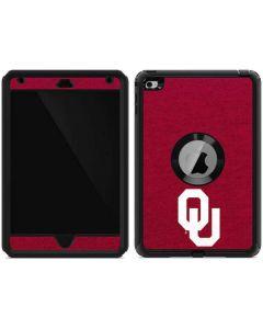 Oklahoma Sooners Red Otterbox Defender iPad Skin