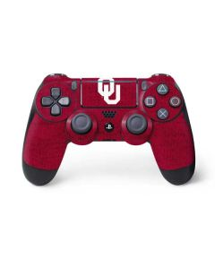 Oklahoma Sooners Red PS4 Pro/Slim Controller Skin