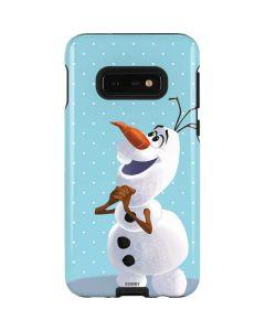 Olaf Polka Dots Galaxy S10e Pro Case