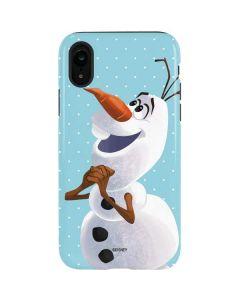 Olaf Polka Dots iPhone XR Pro Case