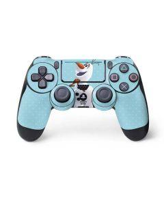 Olaf Polka Dots PS4 Pro/Slim Controller Skin