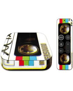 Old Mixtape Apple TV Skin