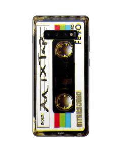 Old Mixtape Galaxy S10 Plus Skin