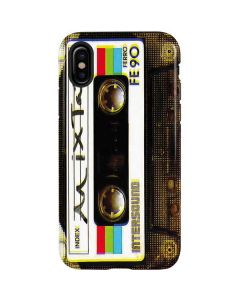 Old Mixtape iPhone XS Pro Case