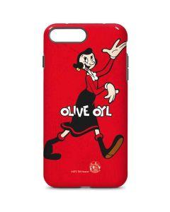 Olive Oyl Full iPhone 8 Plus Pro Case