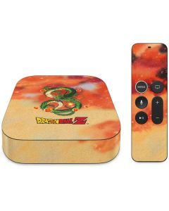 One Wish Shenron Apple TV Skin