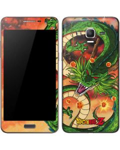 One Wish Shenron Galaxy Grand Prime Skin
