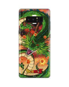 One Wish Shenron Galaxy Note 8 Skin