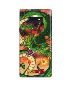 One Wish Shenron Galaxy Note 9 Skin