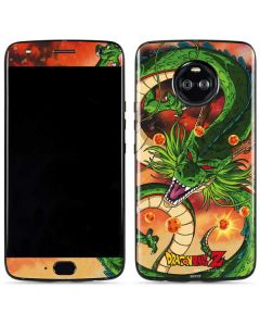 One Wish Shenron Moto X4 Skin