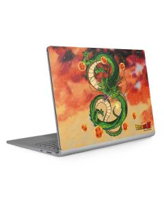 One Wish Shenron Surface Book 2 13.5in Skin
