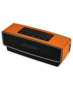 Orange Bose SoundLink Mini Speaker II Skin