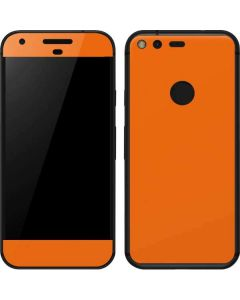 Orange Google Pixel Skin