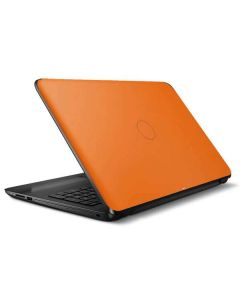 Orange HP Notebook Skin