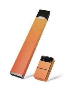 Orange Ombre Juul E-Cigarette Skin