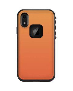 Orange Ombre LifeProof Fre iPhone Skin
