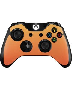 Orange Ombre Xbox One Controller Skin