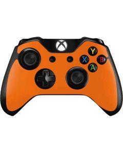 Orange Xbox One Controller Skin